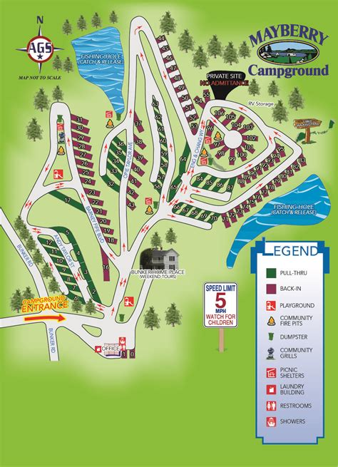 Mayberry Campground - Mount Airy, NC - Campground Reviews