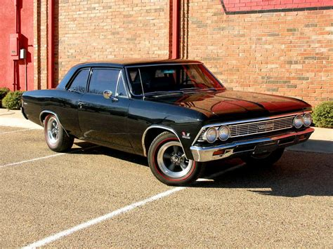 1966 Chevrolet Chevelle SS Review - Top Speed