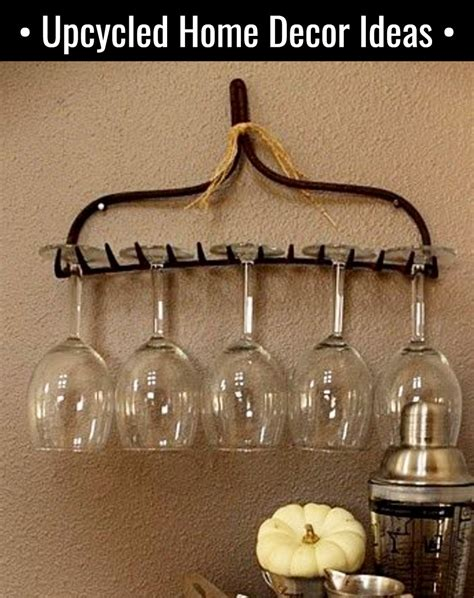 Upcycle Projects and Ideas - DIY Upcycled Household Items