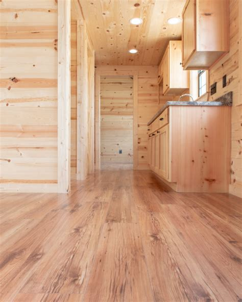Caring for Your Cabin Floors | Leland's Cabins
