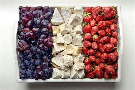 National Flags Made From Food on Behance
