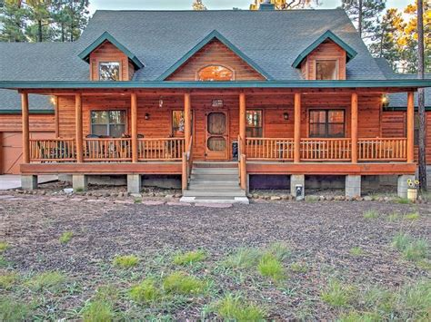 Cabin vacation rental in Pinetop-Lakeside, AZ, USA from