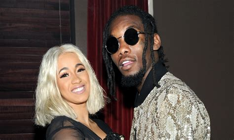 What Will Cardi B & Offset Name Their Baby? The Rappers