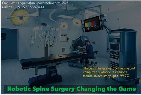 Foreign Nationals benefiting from Low Cost Robotic Spine