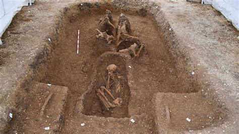 Headless Horses Galloping from the Grave Unearthed in UK