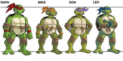 { Canceled WB TMNT Show } // TMNT { Scale line } (( 2001