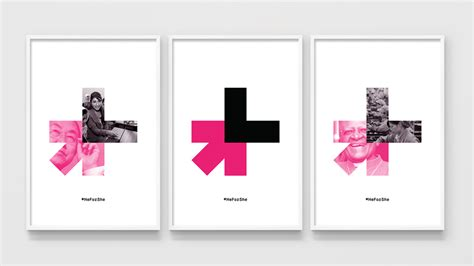 Brand New: New Logo and Identity for HeForShe by DIA