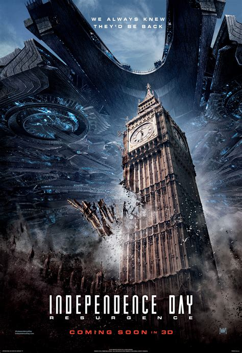 Independence Day 2 Posters Head for the Landmarks | Collider
