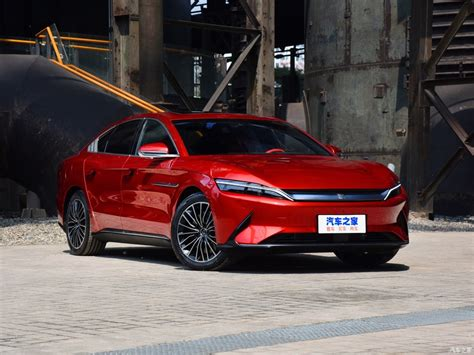 BYD Launches New EV Platform Expected in 2021 - The Next