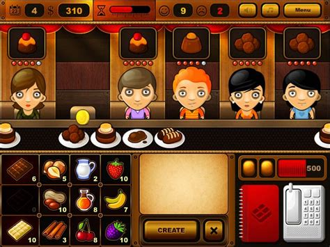 Play Chocolate Bar Free Online Game
